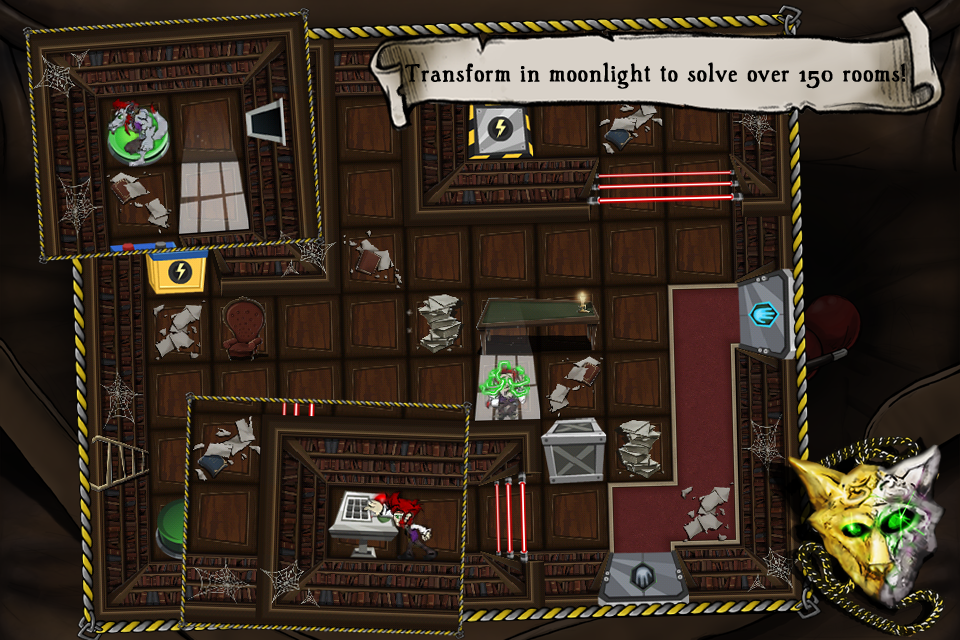 Screenshot MacGuffin's Curse
