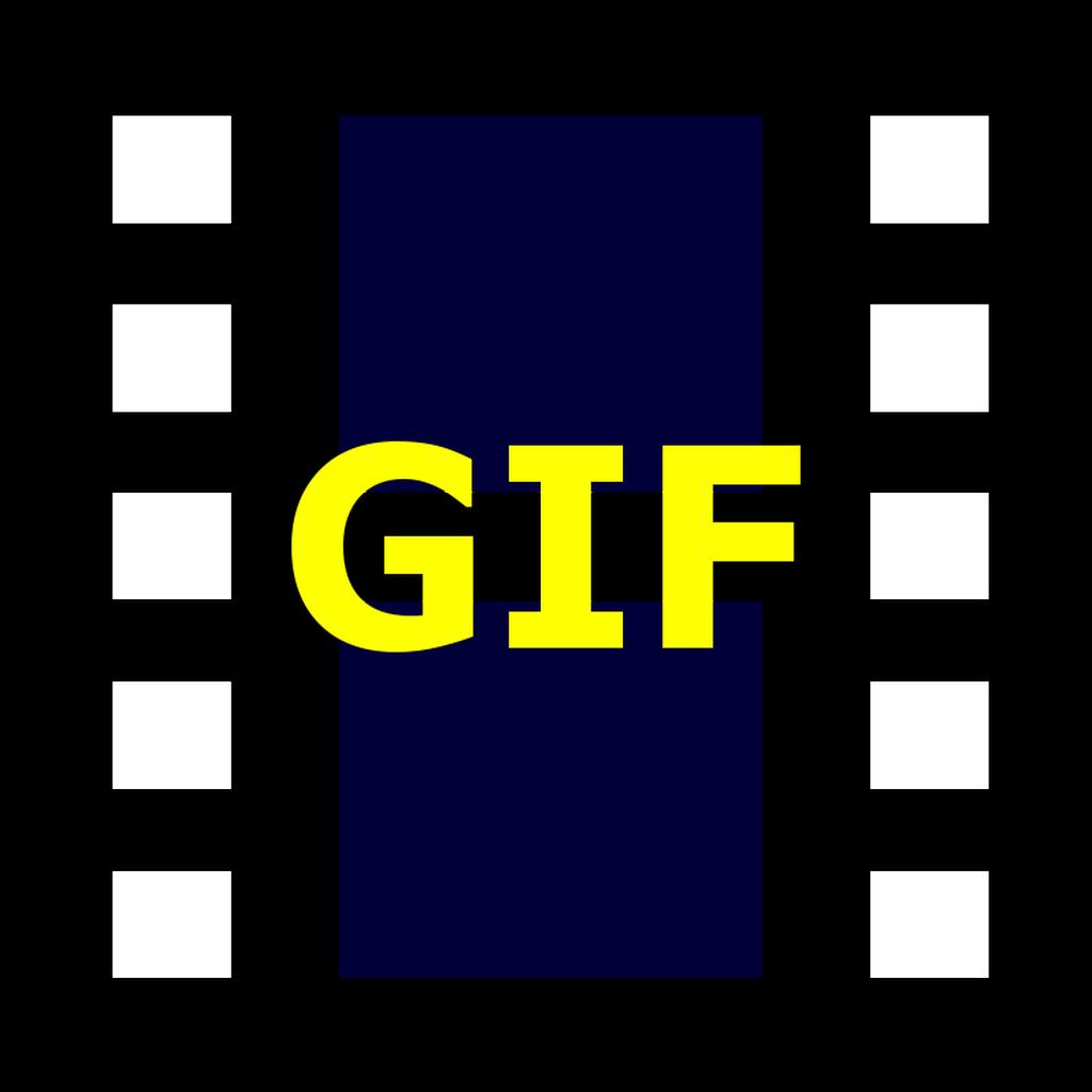 俺のGIF - 動画からGIFを作ろう!